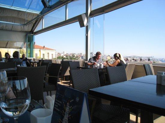 Comedor Picture Of Litera Istanbul Tripadvisor