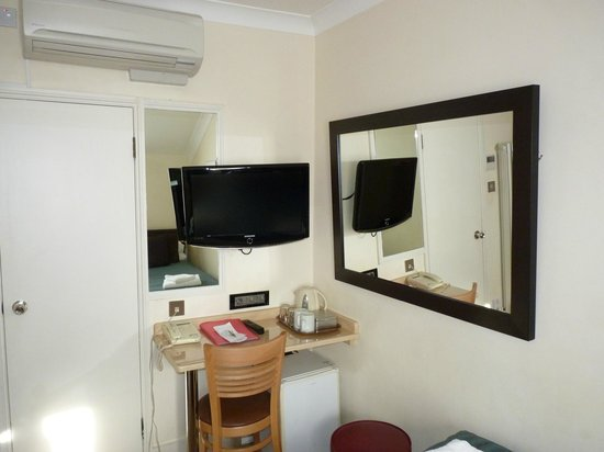 Rhodes Hotel : Chambre