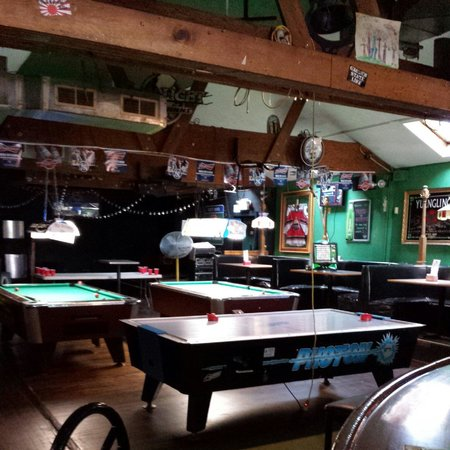 McGuinn's Place: Game Room