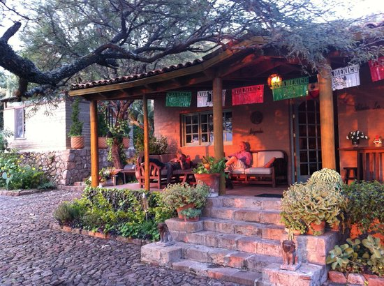 Sagrada Boutique Hotel: ranch house