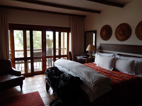 Kapama River Lodge: Our room