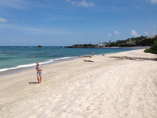 Hotel Cinco : Beaches were Epic
