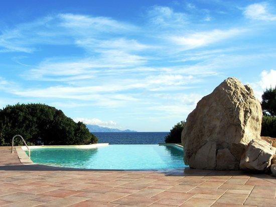 Hotel Punta Negra : Kleiner Pool