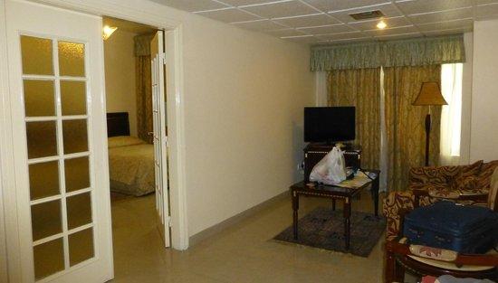 Nihal Hotel: Habitación triple