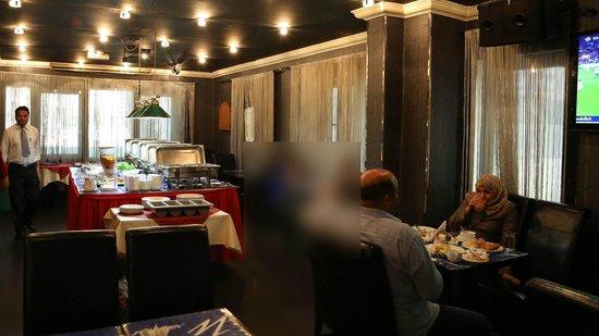 Nihal Hotel: Restaurante para el desayuno