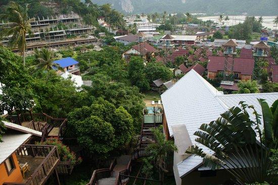 Phitharom Phi Phi Resort : вид из номера