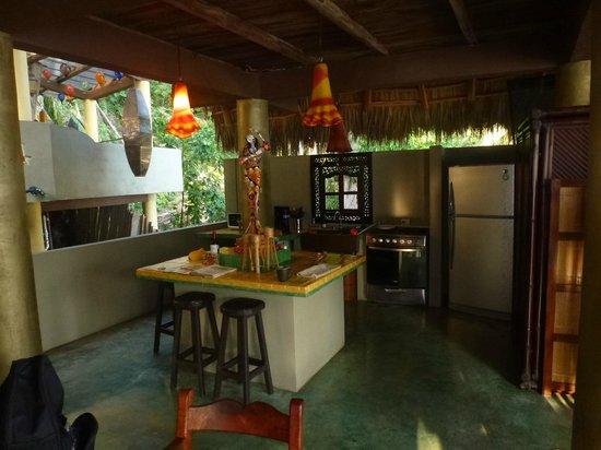 Casa Pericos : Penthouse - kitchen