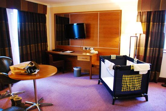 O'Callaghan Stephen's Green Hotel: Habitación 1514