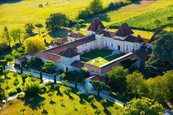 Chateau de Mazelieres