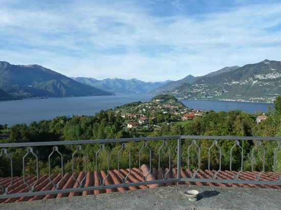 Hotel Il Perlo Panorama : view from room