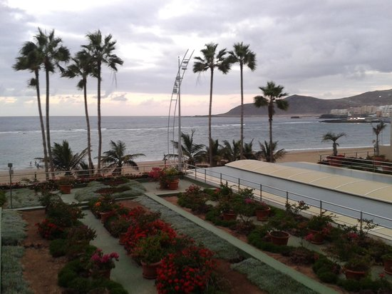 Bull Reina Isabel & Spa : View from room bacony