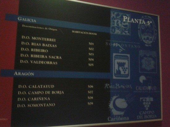 Ibis Styles Madrid Prado: Distribución de las habitaciones