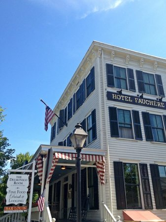 Hotel Fauchere: The Hotel