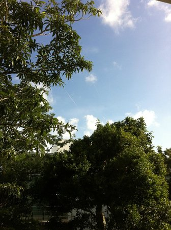 Luxury Bahia Principe Sian Ka'an: Balcony View