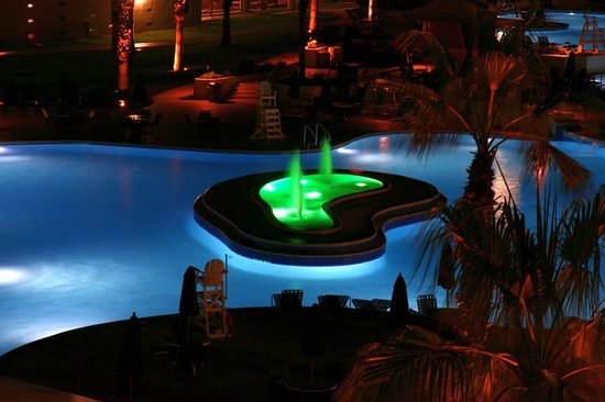 Fountains at night picture of port royal ocean resort - Centre d imagerie medicale port royal ...