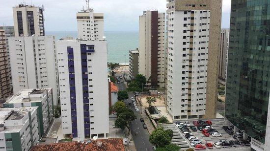 Hotel Onda Mar: vista do terraço