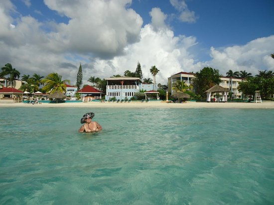 Azul Sensatori Jamaica : An entire resort all to ourselves