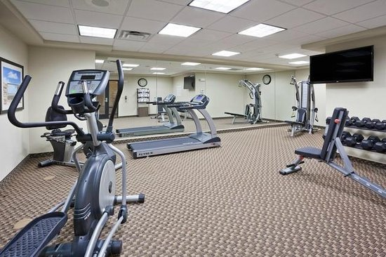 Holiday Inn Express Hotel & Suites Deming Mimbres Valley: Fitness Center