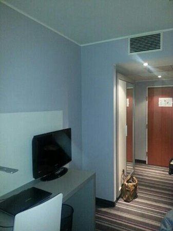 Rilano 24/7 Hotel Munich: basic room