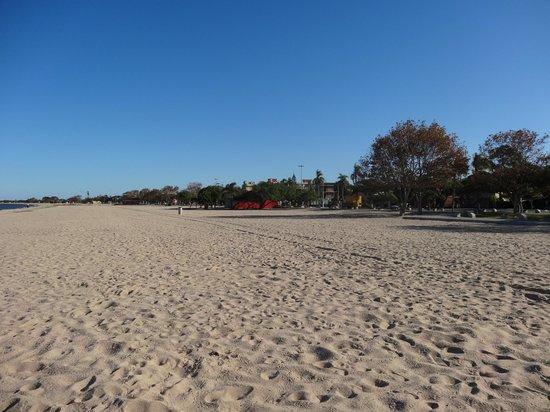 Pelotas, RS: Beach