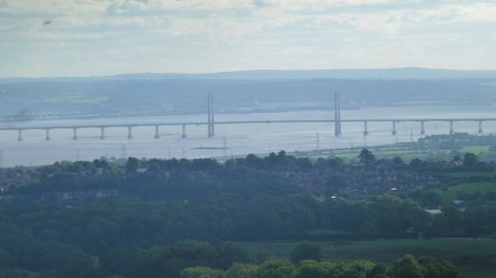 Wye Valley and Forest of Dean: second Severn crossing
