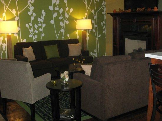 Sleep Inn and Suites : Lobby