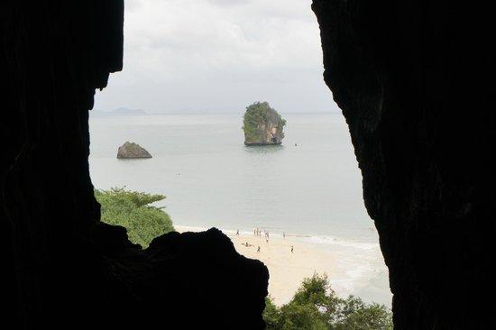 Anyavee Railay Resort : view point