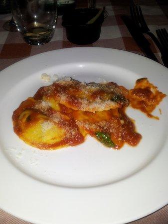 Manoppello, Italy: RAVIOLI