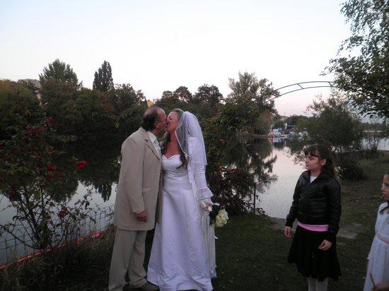 La Creperia : Unser Hochzeitstag in der la Creperie wunderschöne Location