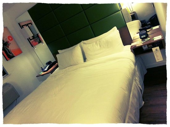 Hotel BPM Brooklyn: Our room