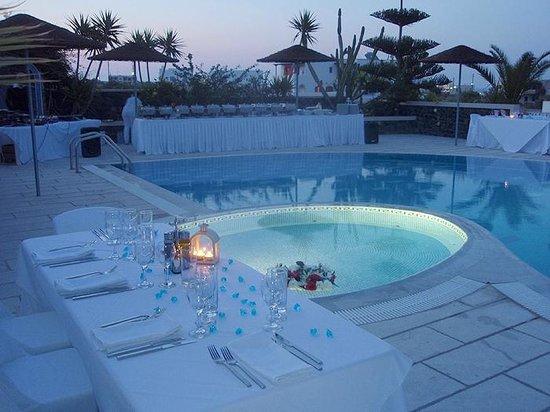 Castro Hotel Kamari: my wedding