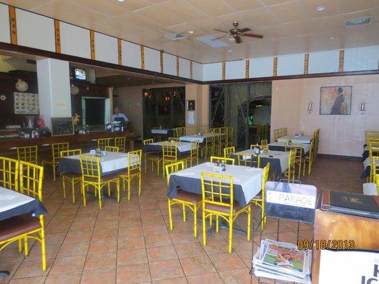Kohnami Restaurant: Dining area
