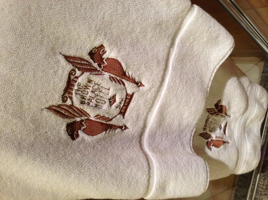 The Brown Palace Hotel and Spa, Autograph Collection: Only great hotels stamp their names on the towels