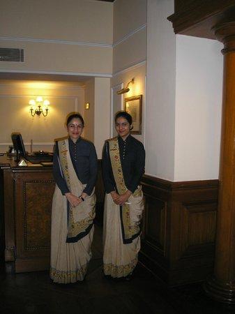 The Oberoi Cecil, Shimla: Attentative staff