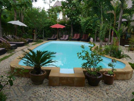 Guesthouse Liam's Suan Dok Mai : even relaxen