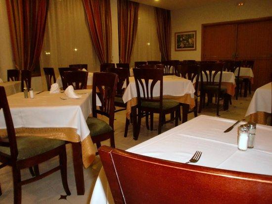 Diamant Hotel: Speisesaal