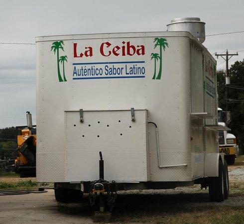 La Ceiba Restaurant: Trailer