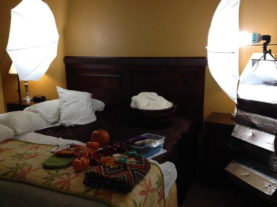 BEST WESTERN Hospitality Lane: Spacious and very accommodating for Photo Shoots.