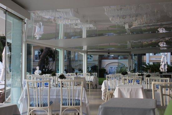Grand Hotel Quisisana : Restaurante La Colombaia!