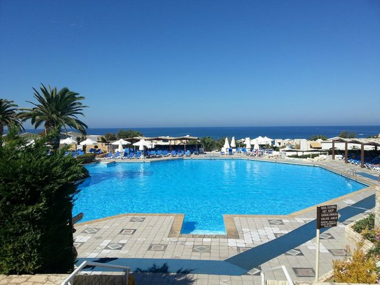 Aldemar Knossos Royal : At least good territory