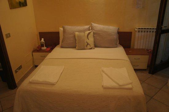 Hotel Villa Pagoda: номер