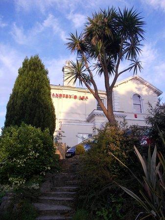 The Ansteys Lea Hotel : Anstey Lea
