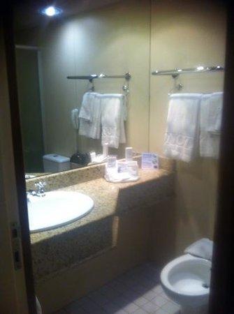 Rio Aeroporto Hotel: salle de bàin