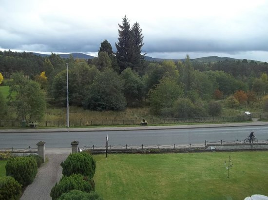 The Craiglynne Hotel: View from room 207