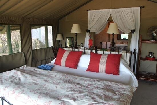 Tanda Tula Safari Camp: tent 5