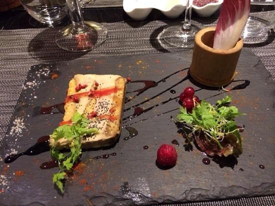 Le Thiers Temps : foie gras