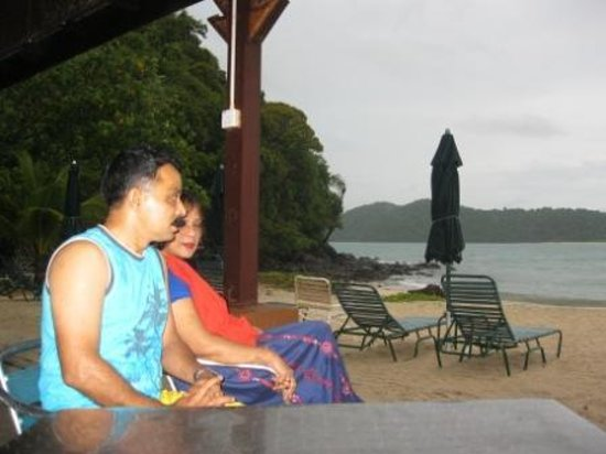 The Lanai Langkawi Beach Resort: Beach Just In fron LANAI