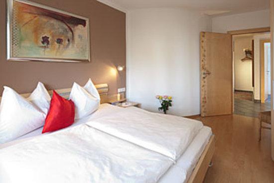 Appartementhaus Charisma: Top 1-3 großes Schlafzimmer
