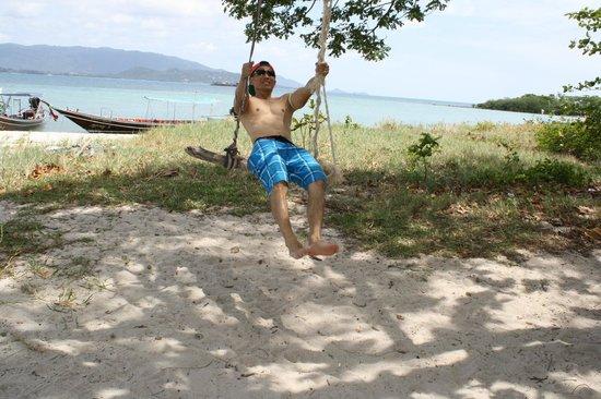 Koh Taen: koh mudsum, swing