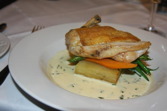 Best Western Plus Swan Hotel : Main course